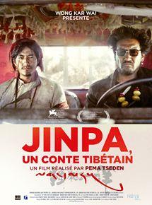 affiche Jinpa un conte tibétain