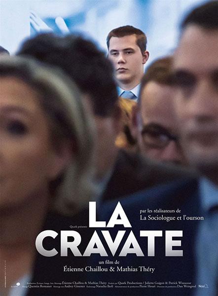La cravate de Mathias Théry et Etienne Chaillou