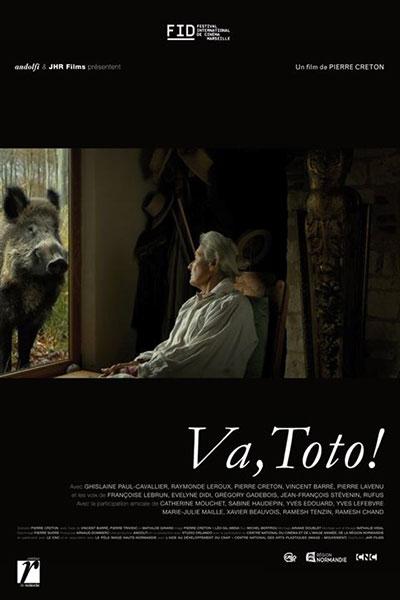 Va, Toto ! de Pierre Creton
