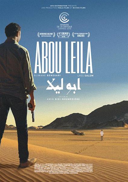 Abou Leila de Amin Sidi-Boumedine