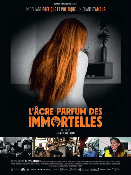 L'Acre Parfum des Immortelles de Jean-Pierre Thorn