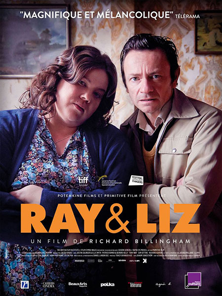 Ray & Liz de Richard Billingham