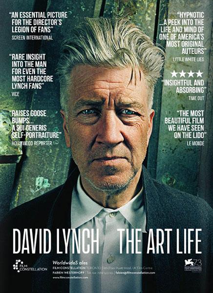 David Lynch : The Art Life de Jon Nguyen, Rick Barnes et Olivia Neergaard-Holm