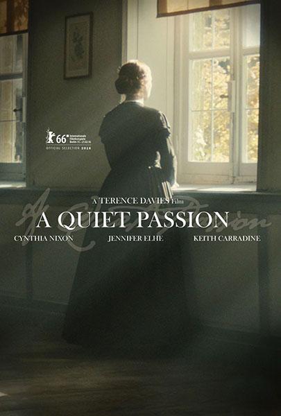 Emily Dickinson, a quiet passion de Terence Davies