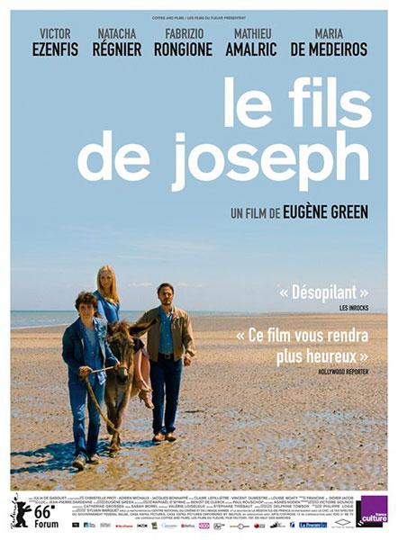 Le fils de Joseph d'Eugène Green