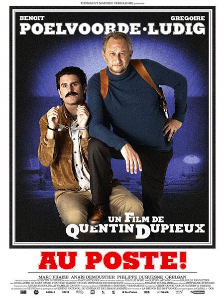 Au Poste ! de Quentin Dupieux