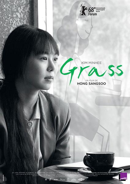Grass de Hong Sangsoo