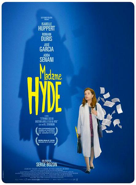 Madae Hyde de Erge Boson