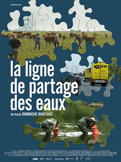 La ligne de partage des eaux de Dominique Marchais