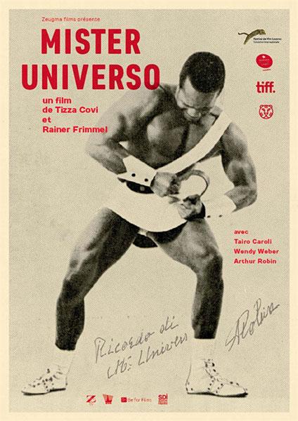 Mister universo de Tizza Covi & Rainer Frimmel