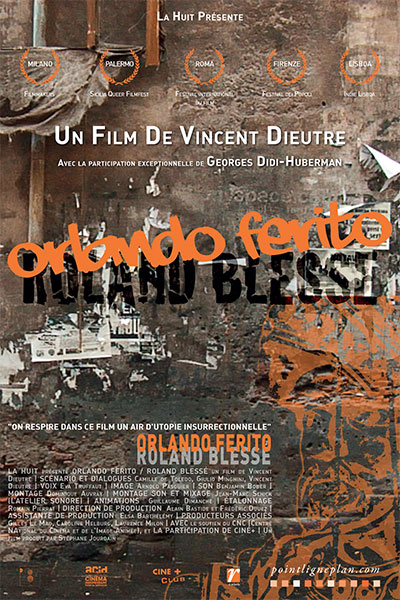 Orlando Ferito de Vincent Dieutre