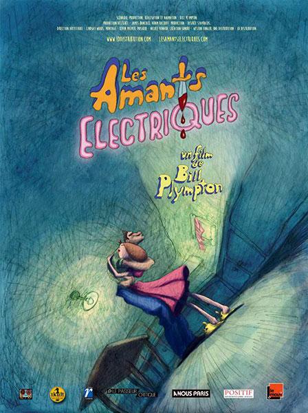 Les Amants électriques de Bill Plympton