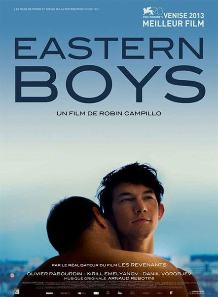 Eastern Boys de Robin Campillo