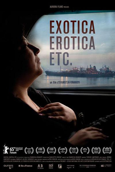 Exotica Erotica etc. d'Evangelia Kranioti