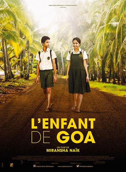 Les enfants de Goa de Miransha Naik
