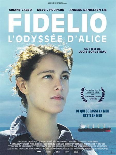 Fidelio, l'Odyssée d'Alice de Lucie Borleteau