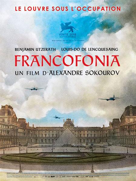 Francofonia d'Alexandre Sokourov