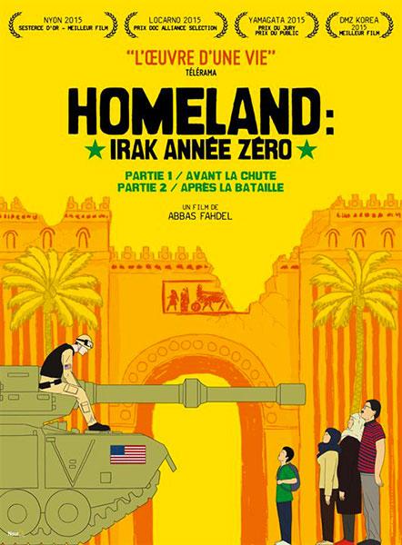 Homeland : année zéro de Abbas Fahdel
