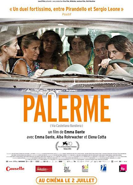 Palerme (Via Castellana Bandiera) de Emma Dante