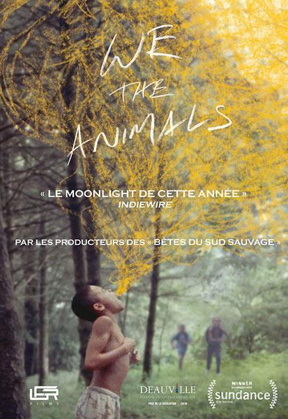 We the Animals de Jeremiah Zagar