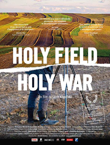 Holy Field Holy War de Lech Kowalski