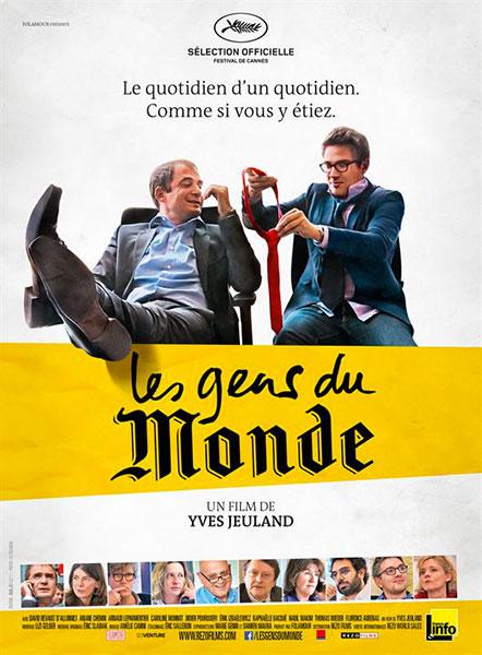 Les gens du Monde de Yves Jeuland