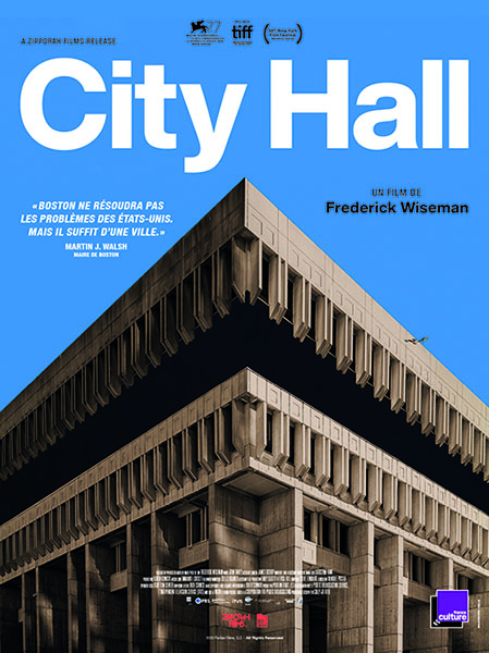Affiche City Hall