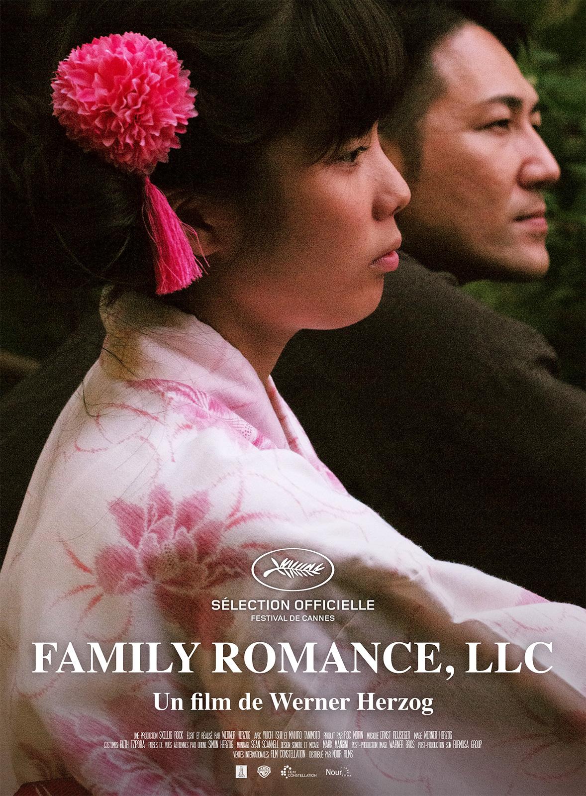 affiche_Family Romance
